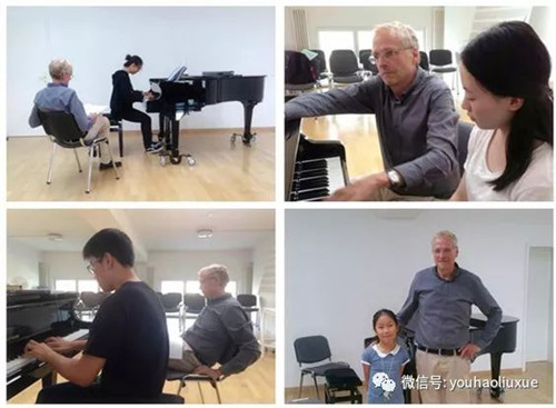 贝斯勒,柏林钢琴大师班,德国夏令营,艺术留学广场,柏林音乐学院,尤思特,莱曼