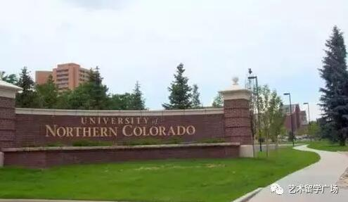 北科罗拉多大学,北科罗拉多大学音乐学院,美国音乐学院,翁雷