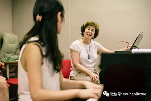 美国音乐学院,皮博迪音乐学院,玛丽安·哈恩,美国茱莉亚音乐学院