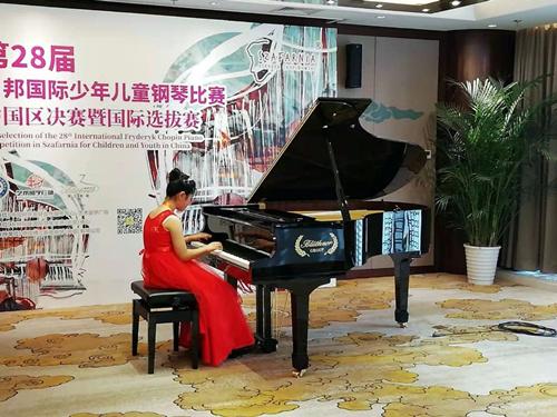 小肖赛,肖邦国际少年儿童钢琴比赛,音乐学院,肖邦国际钢琴比赛