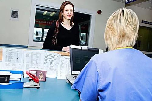 德国看病,德国留学生看病,德国医院看病,德国急救医生