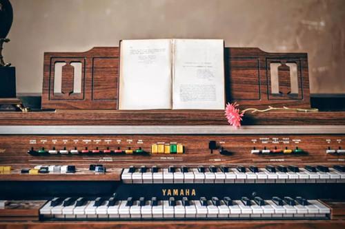 钢琴,钢琴练习,音阶练习,