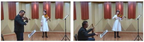 卡巴拉,艺术留学广场,公益大师课,小提琴,维尼亚夫斯基小提琴比赛