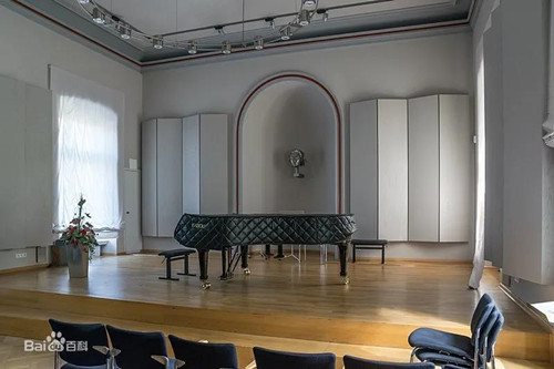 德国,德国艺术学院,艺术留学,代特莫尔德音乐学院